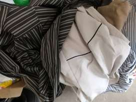 Second hand clothes and shoes. Bin bag all for R500