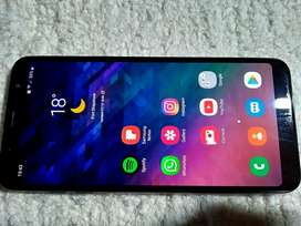 Samsung Galaxy A6plus,like new,discount for cash sale