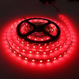 LED Strip Lights: SMD5050 RED. Brand New Products.