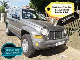 Call Haroon Jeep chorokee 3.7L 4x4 Automatic