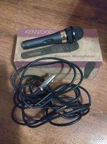 Микрофон KENWOOD для караоке