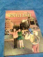 Учебник по английскому языку 7 класс (укр.издание)