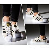 Damskie buty Adidas Superstar -GRATIS SUKIENKA NOWA