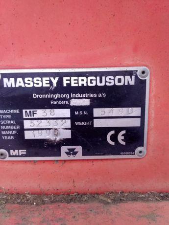 Massey Ferguson 38 Глинка - изображение 3