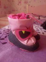 Зимние ботинки, дутики, сапоги, демар, Alisa Line, модель Rico