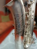 Saksofon tenorowy WELTKLANG- I seria, UNIKAT, PIĘKNY