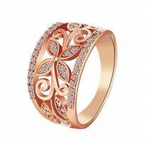 Срочно!Женское кольцо с розового золота, украшение бижутерия