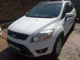 2012 ford kuga 1.5 Automatic leather interior for sale