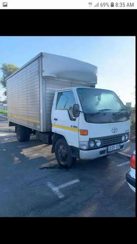 Bakkies and Trucks for hire