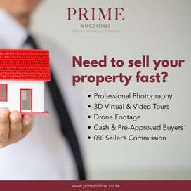 Selling Your Property? Sellers pay 0% commission!