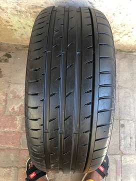 245 45 R19 Continental Run Flat Tyres