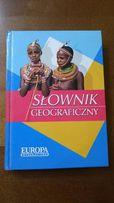 Słownik geograficzny - wyd. EUROPA dla dzieci