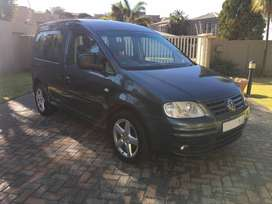 2008 VW Caddy 1.9TDi