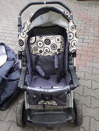Wózek 3 w 1 firmy Karwala