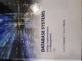 Database Systems, Design Implementation, Management - Carlos Coronel