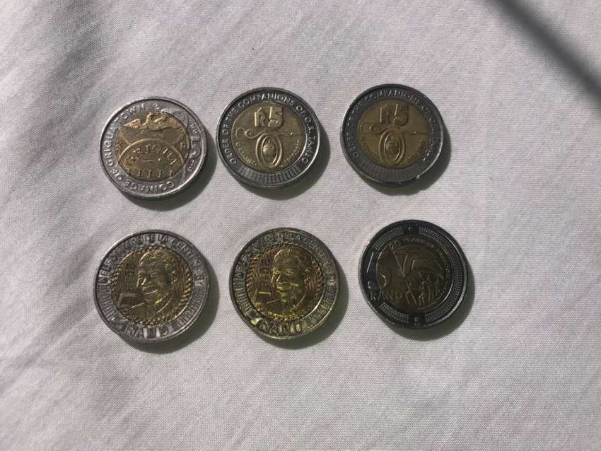 Rare South African coins for sale 0