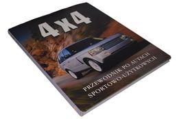 Książka 4x4 Przewodnik po autach sportowo-użytkowych Andrew Charman