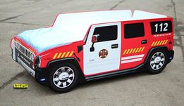 Кровать пожарная машина Hummer H2 Diego