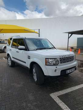 Land Rover Discovery 4 V8HSE