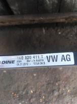 Продам радиатор кондиционера skoda a5 1k0820411t