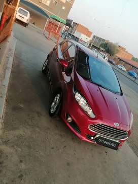 2015 Ford Fiesta automatic for sale