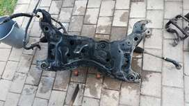 Mazda 3 Front Subframe and Steering Rack
