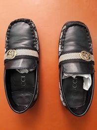 Туфли Gucci на мальчика 30 разм.