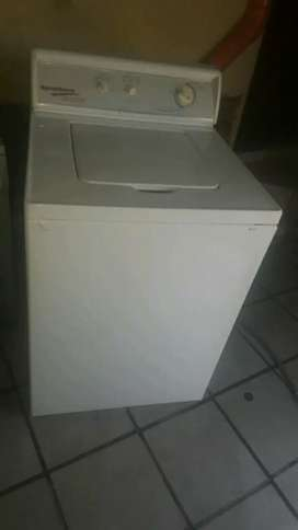 Washing machine repair services and Speed Queen