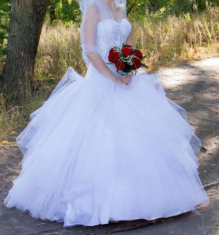 Свадебное платье Днепр - изображение 4
