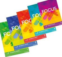 Focus Student's Book Level 1, 2, 3, 4, 5 скачать