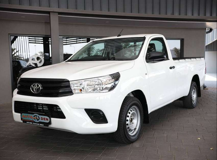 2018 Toyota Hilux2.4GD-6 Aircon