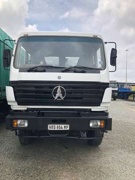 Powerstar 2642 Tipper Truck