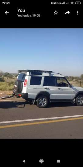Landrover Discovery2  td5 auto