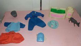 Wanna gratis! Ubranka dla chłopca z simby lalki