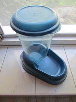 Miska, dozownik suchej karmy dla kota lub małego psa