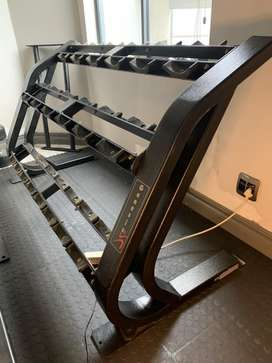 Genesis Dumbbell rack
