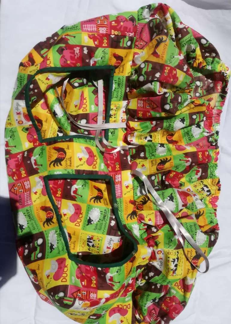 Shopping Trolley Seat Cover