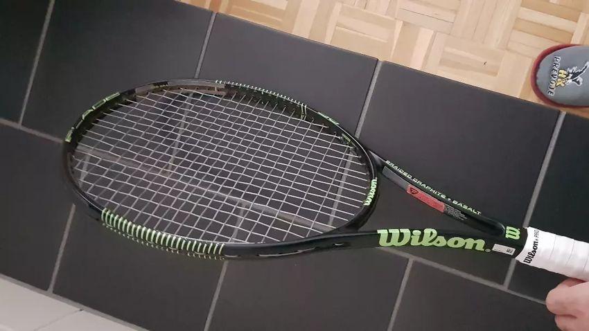 Teniška loparja 0
