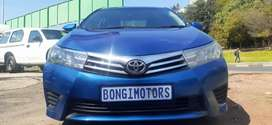 TOYOTA COROLLA PRESTIGE 1.6 IN EXCELLENT CONDITION