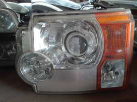 Land Rover Discovery 3 headlight