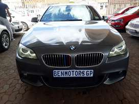 For Sale 2012 BMW 520d 120000km