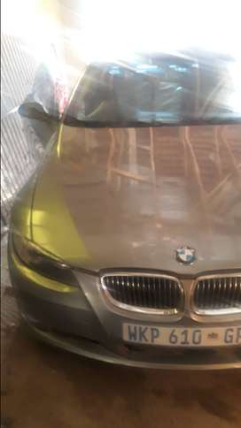 Forsale BMW E92 (Non-runner) !BURNT FOOTWELL MODULE & WIRES