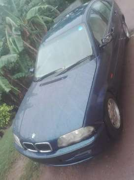 Bmw 318i E46, sold as is R15k cash