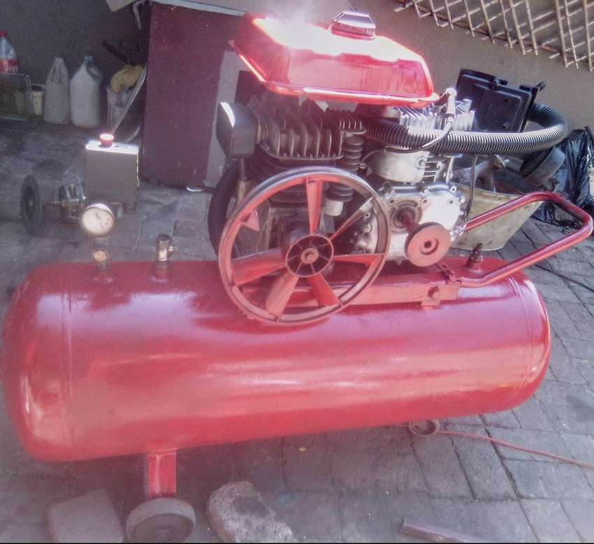 Compressor Petrol operated 0