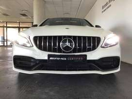 2018 Mercedes-AMG C63 S coupe