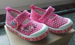 Buciki dla dziewczynki roz. 21