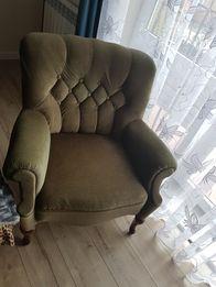 Piękny fotel