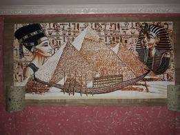 Папирус большых размеров 190 на 1 м. куплен в Шарм Ель Шейх