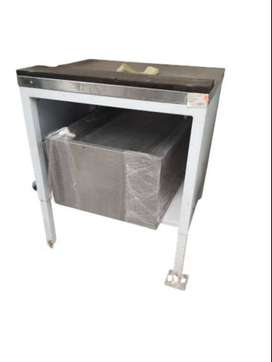 Second Hand Dumping Table H/Duty - BBRW