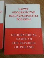 Współrzędne geograficzne polski. GPS